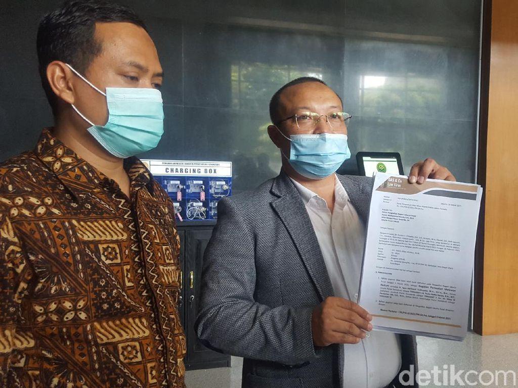 Pengacara Jhoni Allen ke PN Jakpus, Protes Status Gugatan ke AHY Diubah