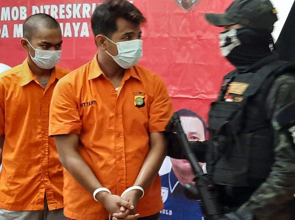 Gagal Jadi Polisi, Pria Ini Malah Menipu hingga Ditangkap Polda Metro