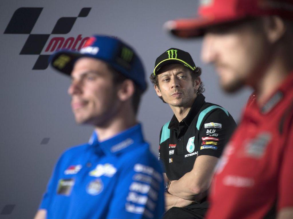 Rossi Curhat Begini Usai MotoGP Doha 2021