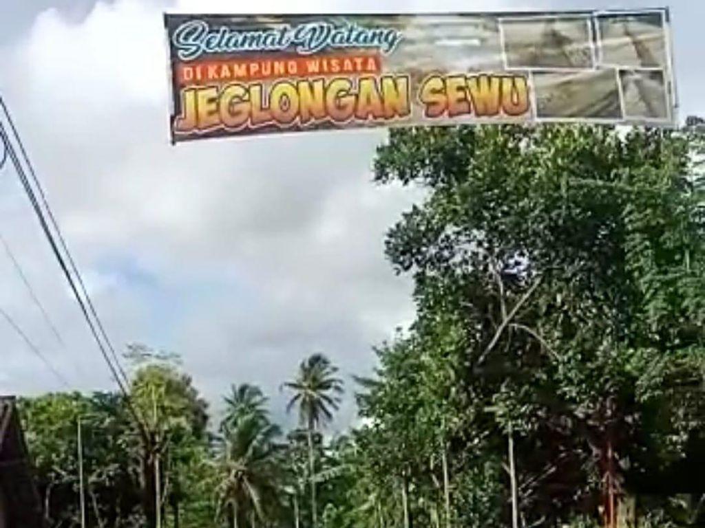 Ini Lho Wisata Jeglongan Sewu, Kampung Blitar yang Dipenuhi Jalan Berlubang