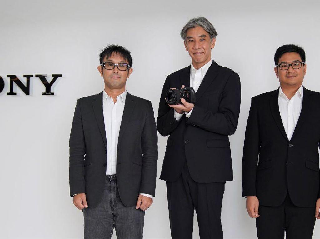 Sony Boyong Kamera Alpha 1 dan Lensa FE 50mm f/1,2G ke Indonesia