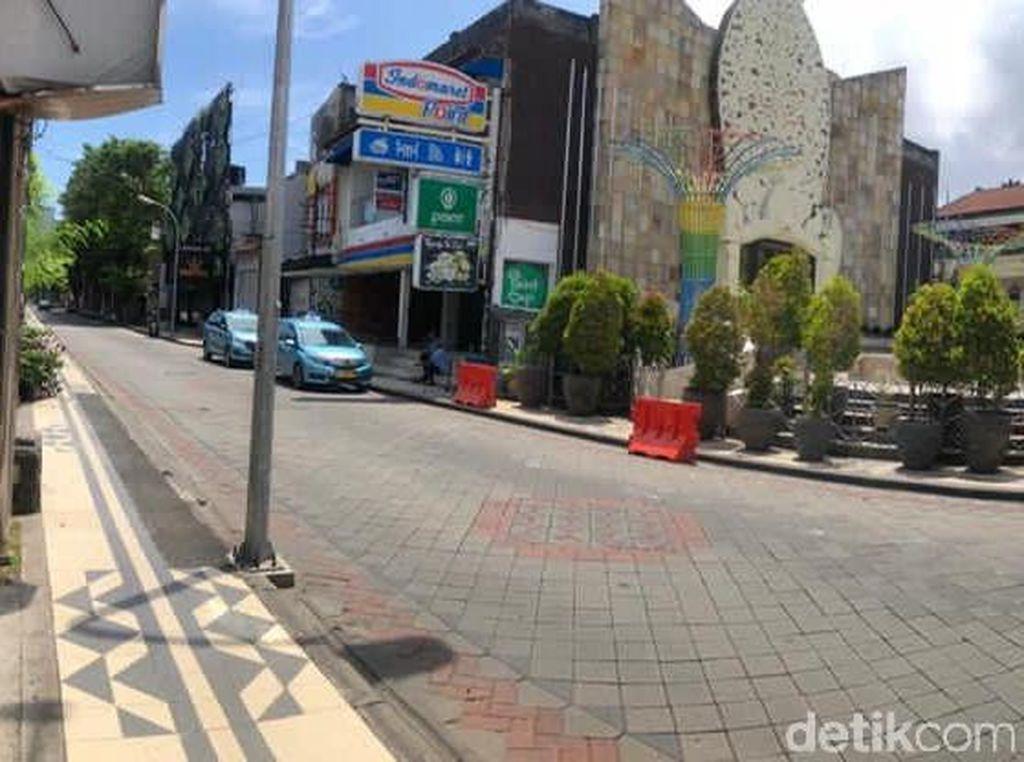 Februari 2021, Okupansi Hotel Bali 1 Digit