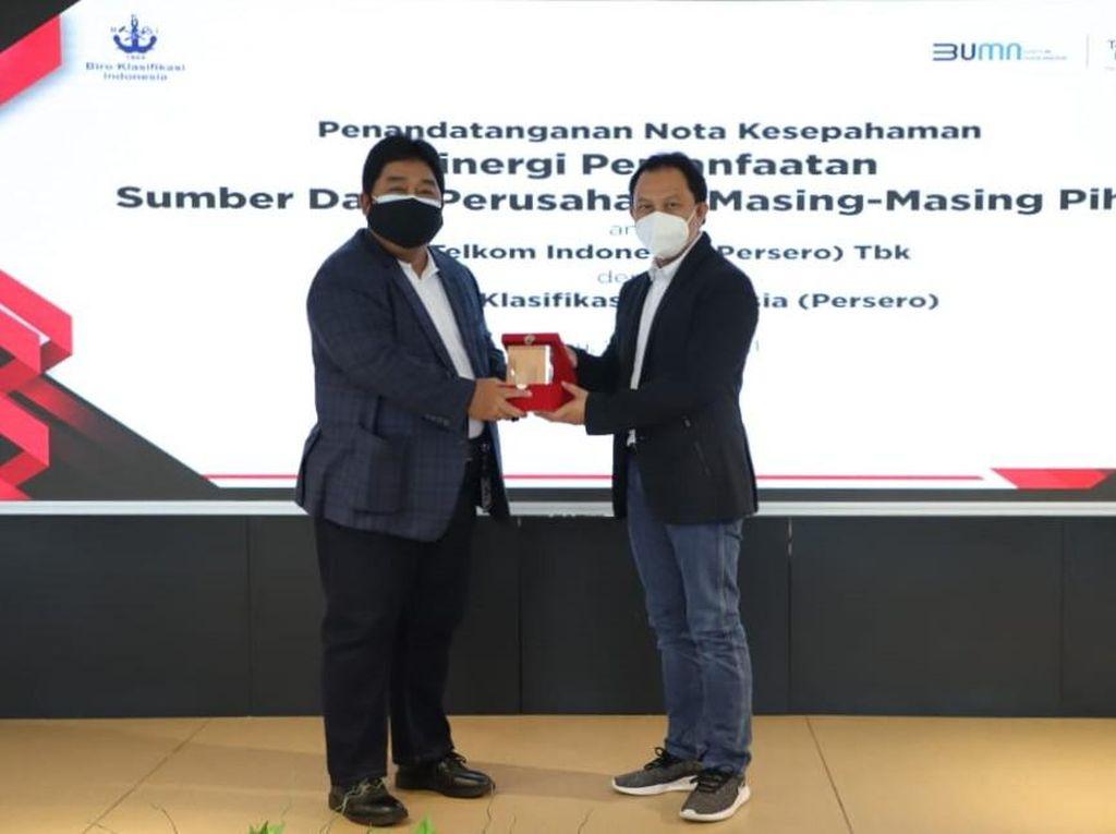 Telkom Sediakan Teknologi untuk Holding BUMN Jasa Survey
