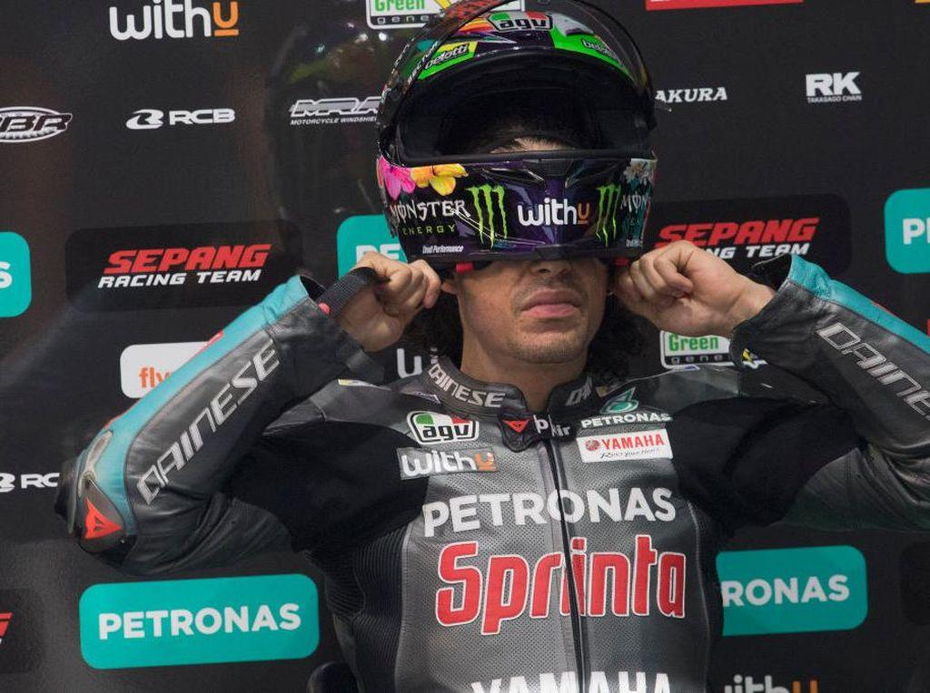 Morbidelli Diperkirakan Absen sampai MotoGP Misano di September