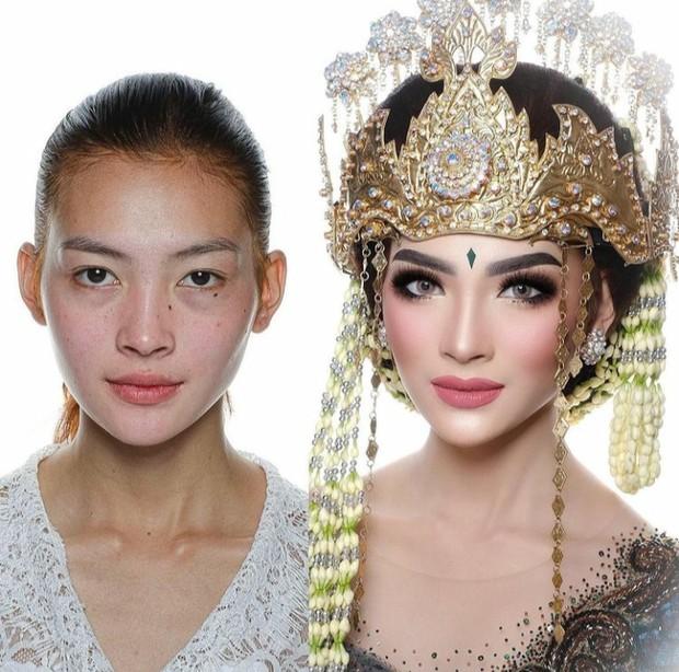 7 Jenis Makeup Yang Perlu Kamu Ketahui/instagtam.com/dewitian85