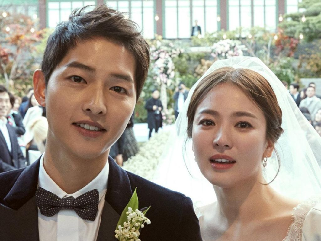 Song Joong Ki dan Song Hye Kyo Cerai, Seperti Apa Kehidupan Cintanya Kini?
