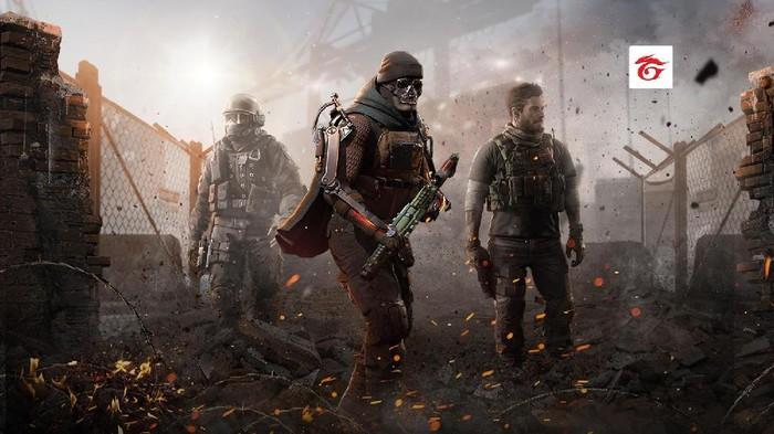 Berbagai Wallpaper HD Garena Call of Duty: Mobile