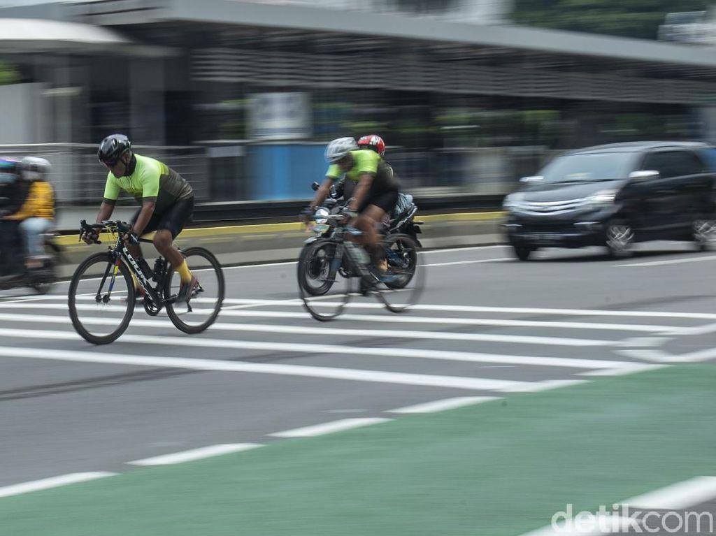 PDIP Sentil Anies soal Road Bike: Bikin Macet, Pengawasan Sulit!