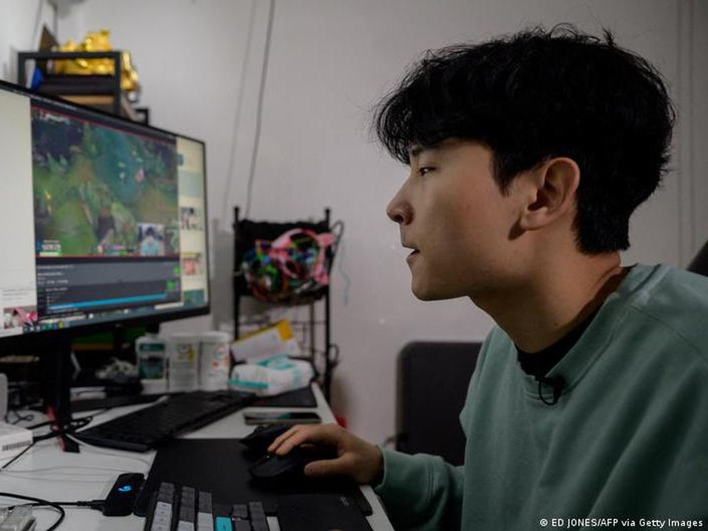 Game Streamer Korea Selatan: Muda, Kaya, dan Bersemangat