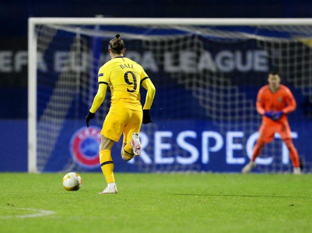 Agen: Ucapan Gareth Bale soal Spurs Disalahartikan