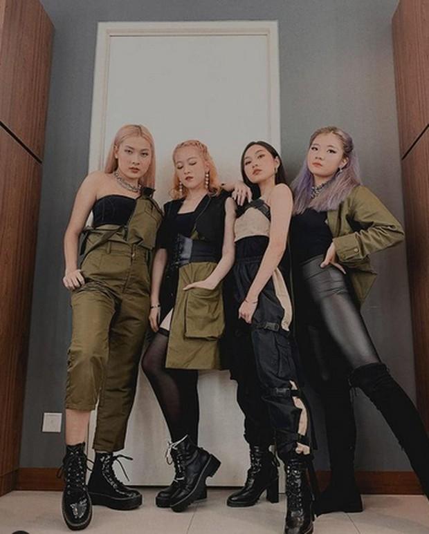 girlgroup GLASS