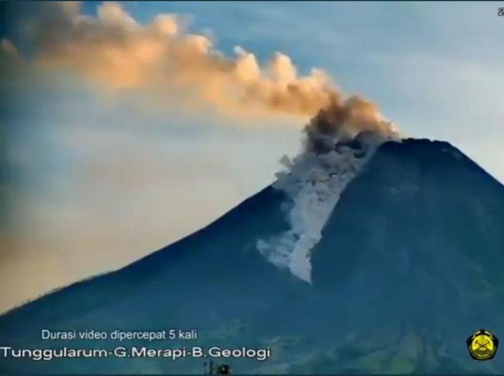 BPPTKG: Gempa M 6,7 Malang Tak Pengaruhi Aktivitas Gunung Merapi