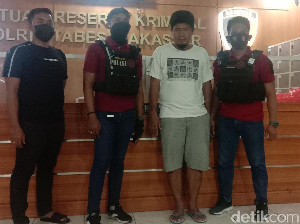 Pria Paruh Baya di Makassar Cabuli Anak Sahabatnya Berulang Kali