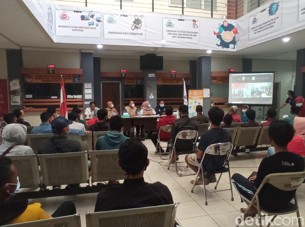BP2MI Amankan 33 Orang yang Hendak Berangkat Ilegal ke Taiwan
