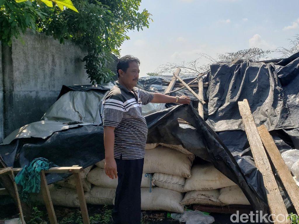 Stok Melimpah, Petani Probolinggo Raya Tolak Impor Garam