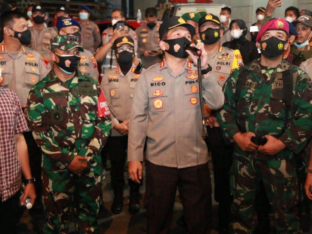 1.354 Penggembira Kongres HMI Kembali ke Sulawesi