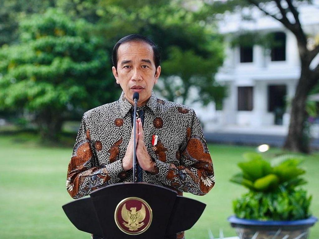 Hari Raya Nyepi, Jokowi: Tata Kembali Sikap-Jaga Keharmonisan