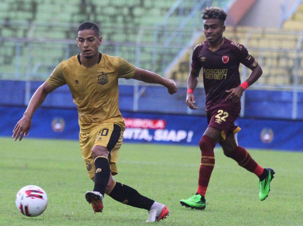 Bhayangkara Solo FC Wajib Menang atas Persija Jakarta