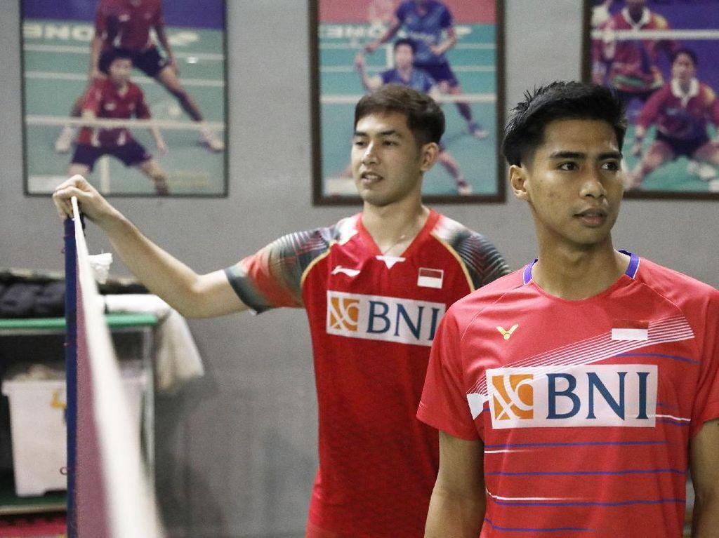 Indonesia Tanpa Wakil di Final Orleans Masters 2021