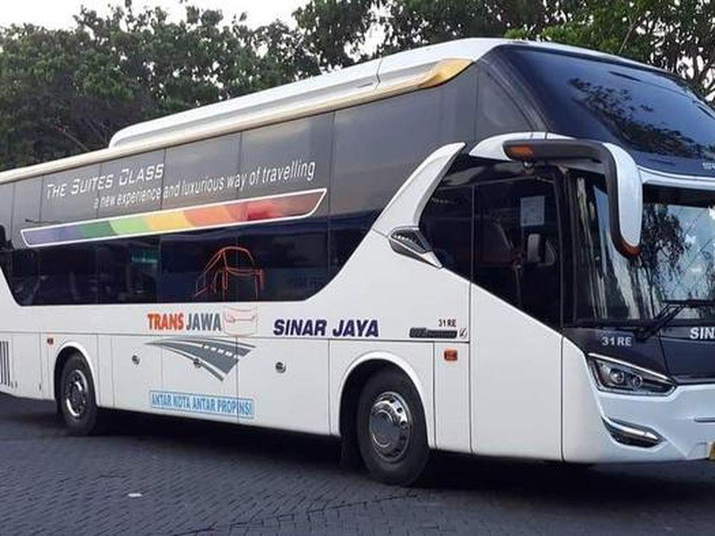 Mengenal Sleeper Bus, Transportasi yang Tak Kalah Nyaman dari Pesawat dan Kereta Api