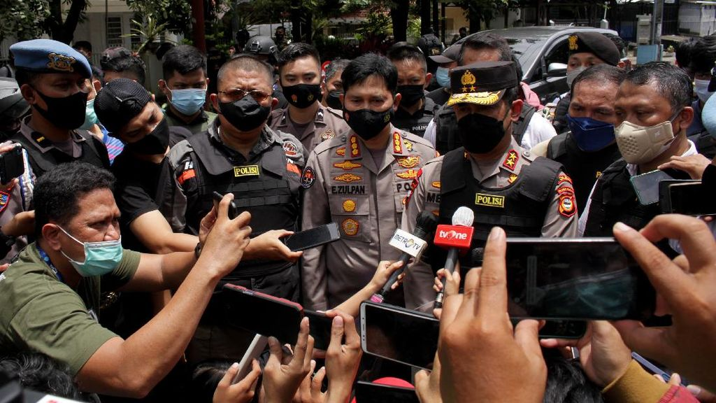 1 Orang Tewas-Belasan Terluka Imbas Bom Bunuh Diri di Makassar