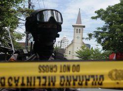 Pasca Bom Makassar, 134 Konten Kekerasan Muncul di Medsos