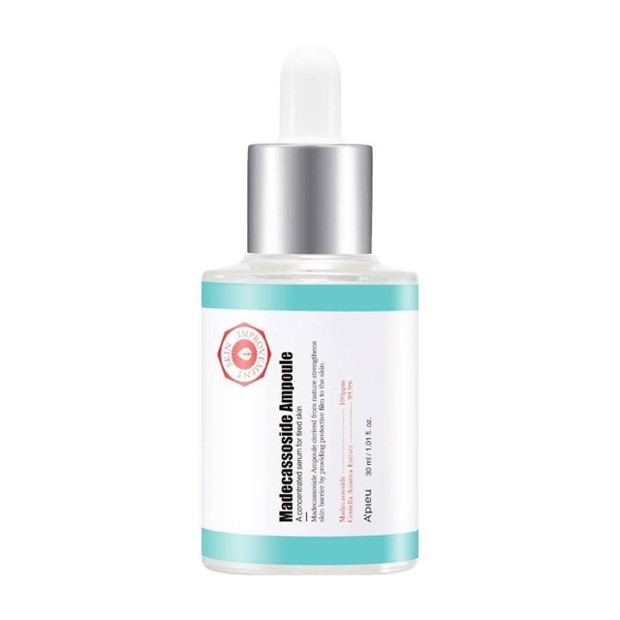 A'pieu Madecassoside Ampoule (sumber : shopee.co.id/forjoie.id)