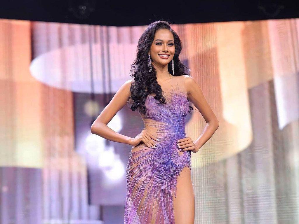 8 Foto Aksi Aurra Kharishma, Juara Runner Up 3 Miss Grand International 2020