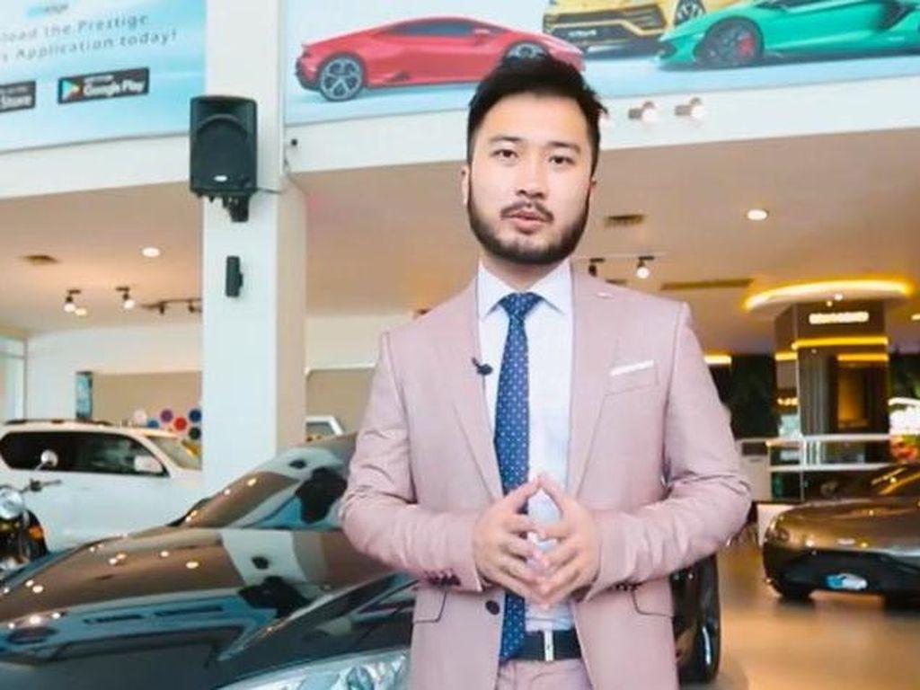 Mengenal Sosok Rudy Salim, Crazy Rich di Balik Cilegon United