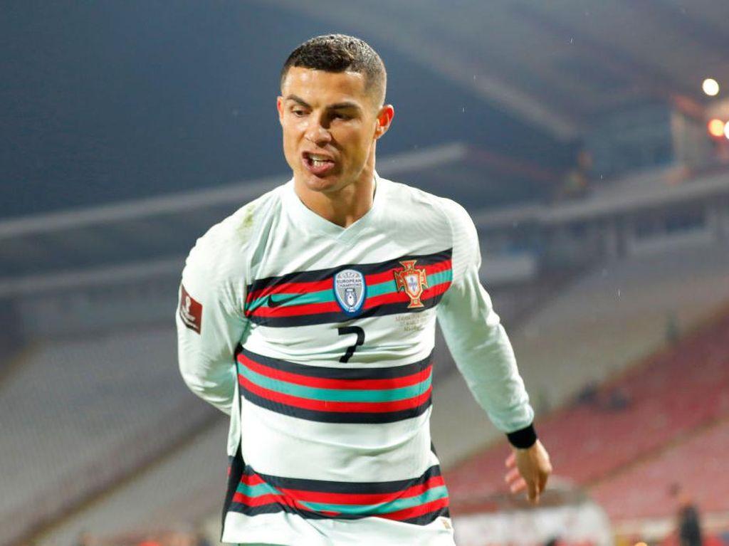 Pelatih Portugal Tegaskan Ronaldo Tetap Kapten