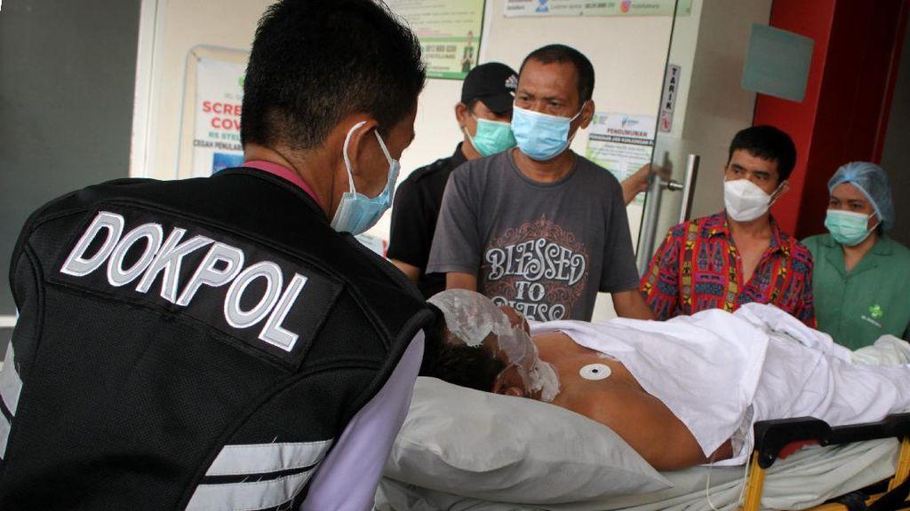 Dirawat Intensif, Pengobatan Korban Bom di Makassar Dijamin Negara