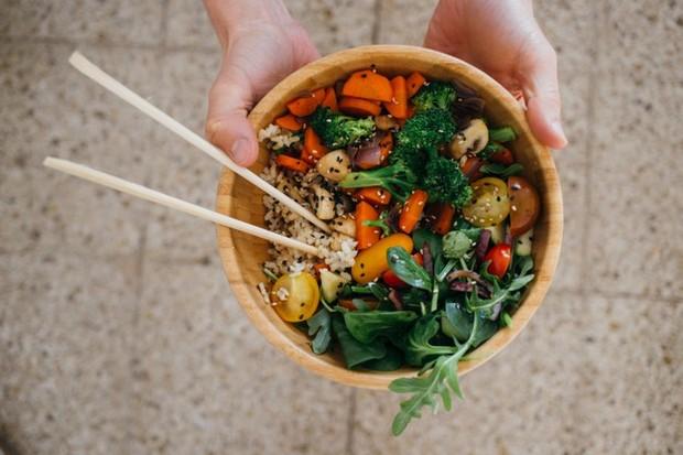 DIet vegan yang populer dan banyak dicoba.