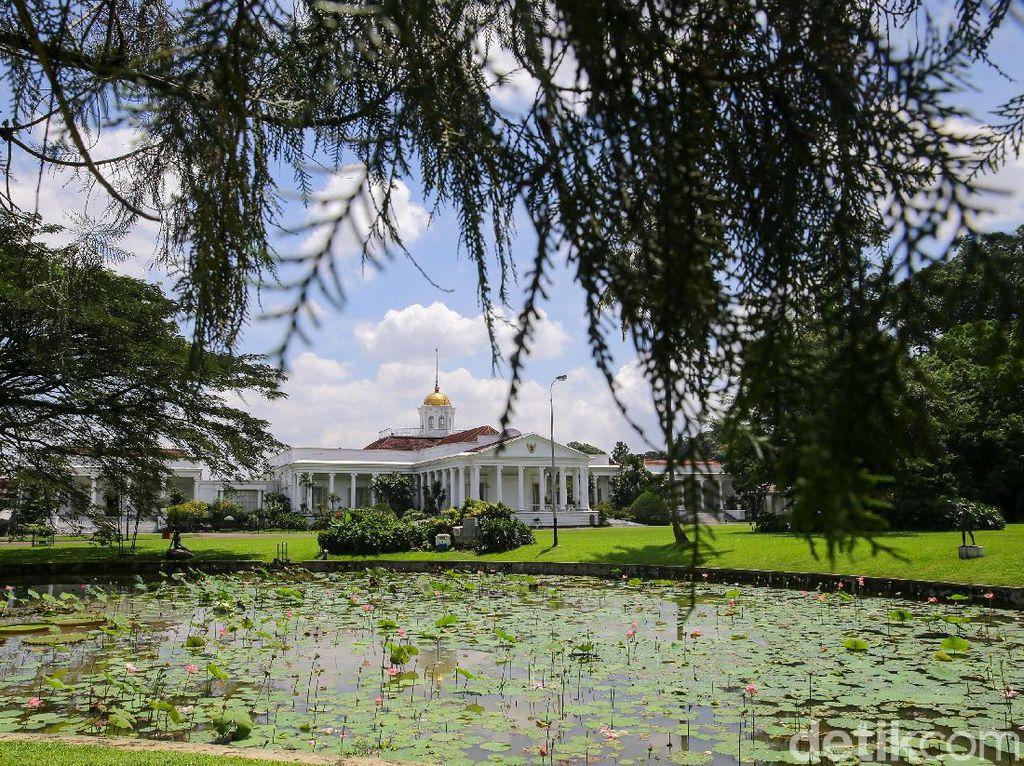 Pasca Mabes Polri Diserang, Pengamanan Istana Bogor Dipertebal