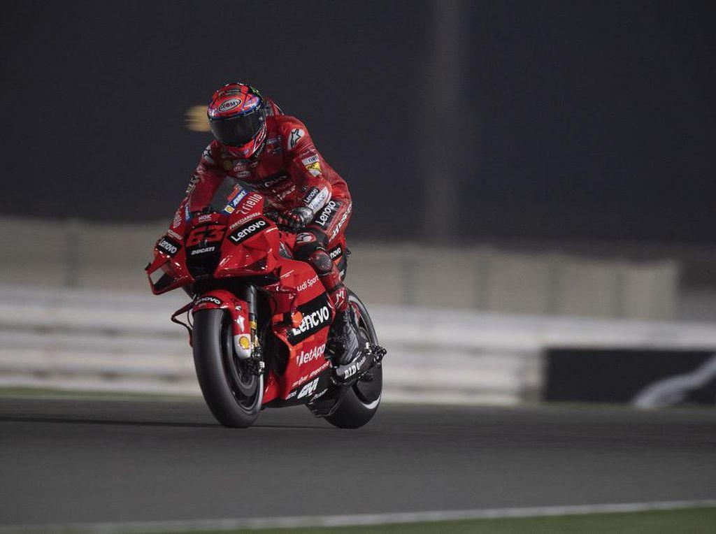 Streaming MotoGP Qatar: Tengok Lagi Jalannya Kualifikasi