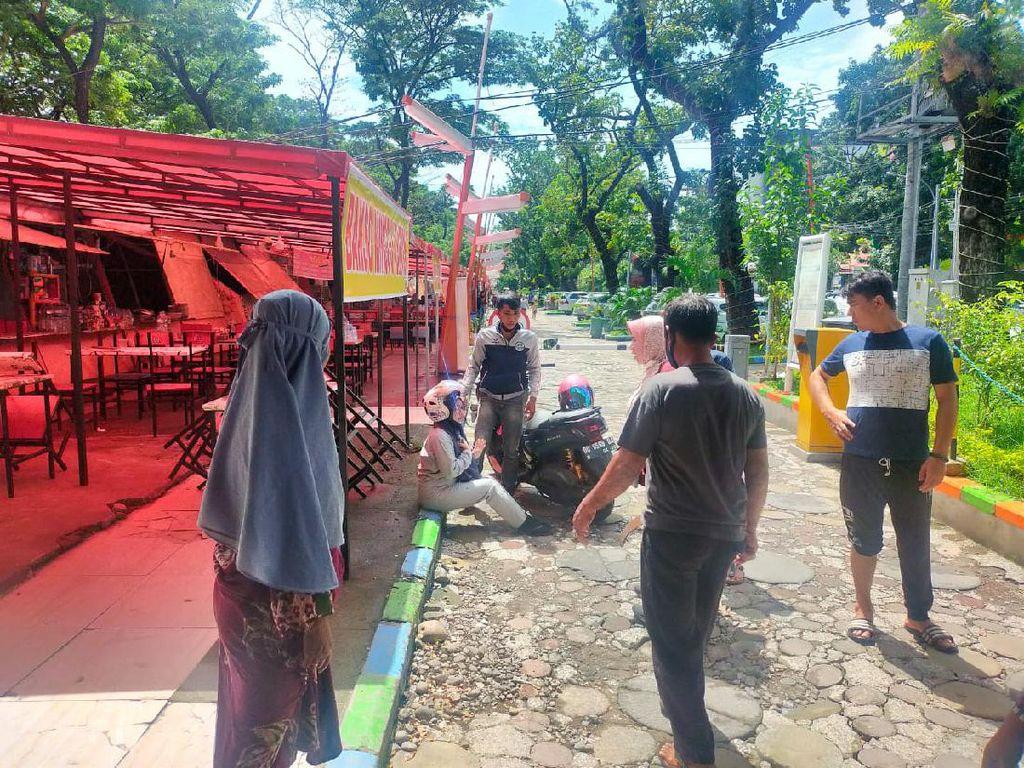 Cerita Saksi Dengar Ledakan di Makassar: Dikira Trafo, Ternyata Bom Bunuh Diri