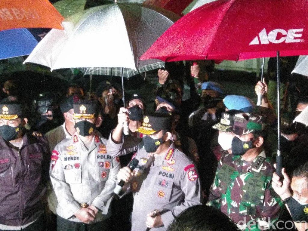 Pasca Bom Bunuh Diri Makassar, 4 Orang Kelompok JAD Ditangkap di Bima NTB
