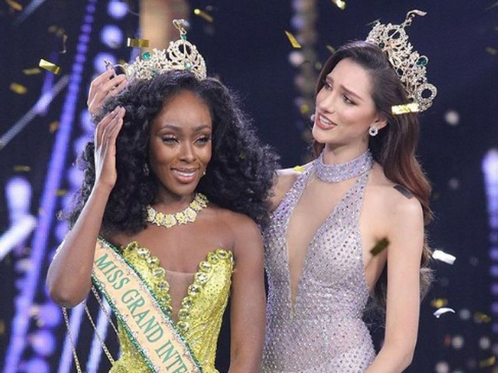 8 Fakta Abena Appiah, Wanita AS Pemenang Miss Grand International 2020