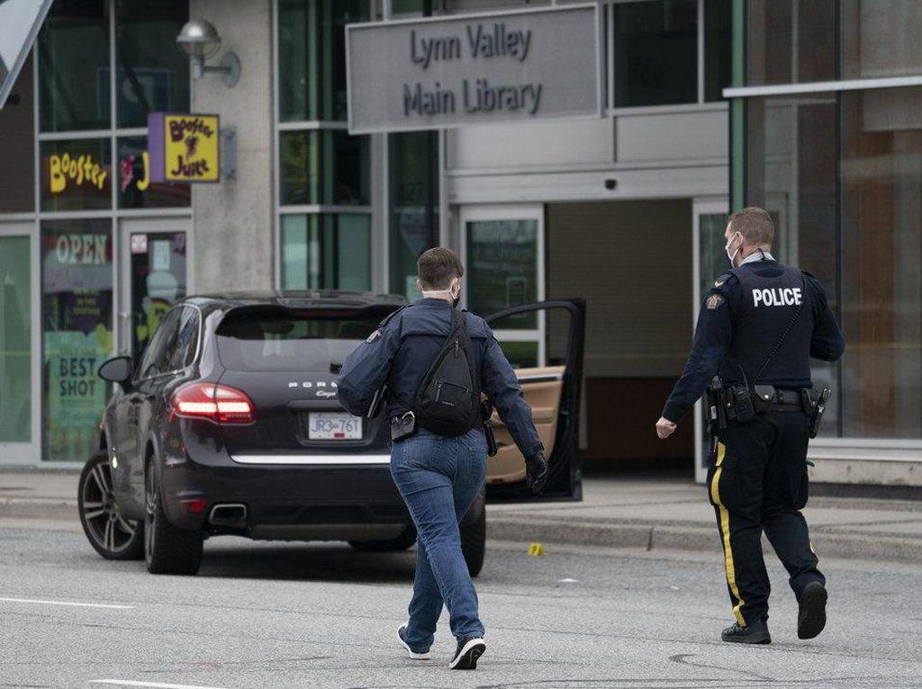 Ngerinya Penikam Brutal di Kanada Serang Siapapun di Depan Mata