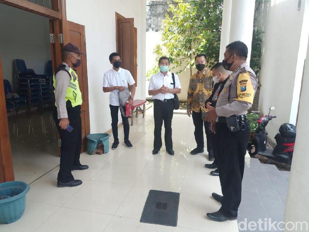 Antisipasi Bom Bunuh Diri di Makassar, Pengamanan Gereja di Sidoarjo Diperketat