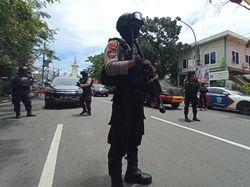 Deretan Aksi Bom Bunuh Diri yang Dilakukan Pasutri, Terbaru di Makassar