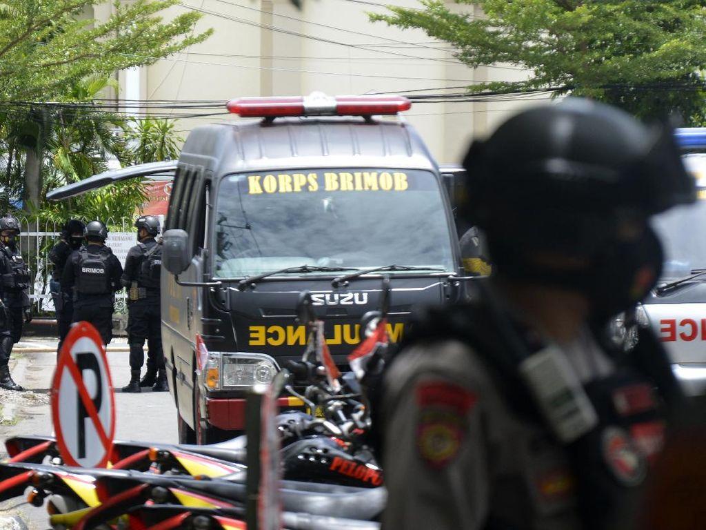 Bom Gereja Katedral Makassar High Explosive, Ini Cedera yang Bisa Terjadi