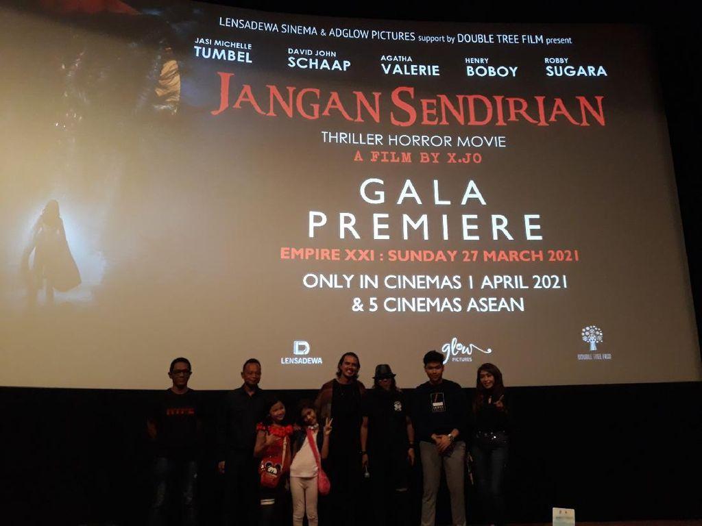 Film Jangan Sendirian Tayang di 5 Negara ASEAN