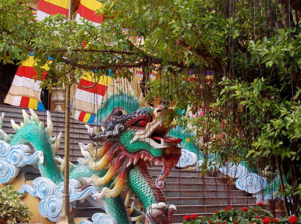 Kala Ho Chi Minh Jadi Kota Hantu