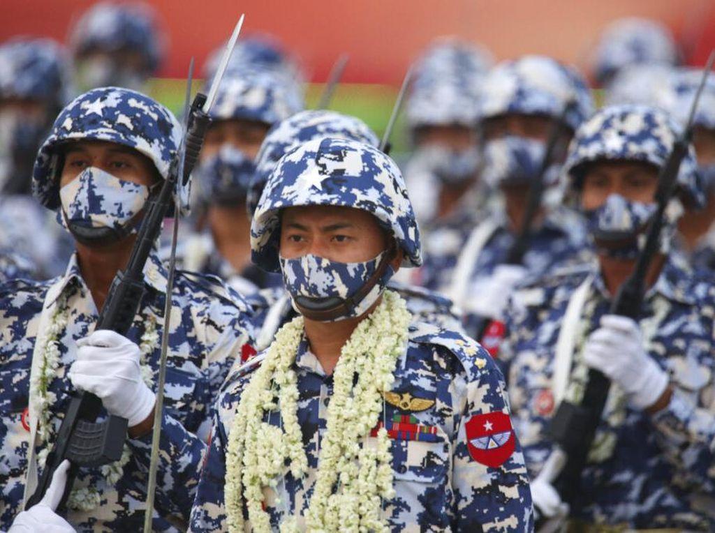Thailand Usir Pengungsi Myanmar yang Kabur dari Serangan Udara