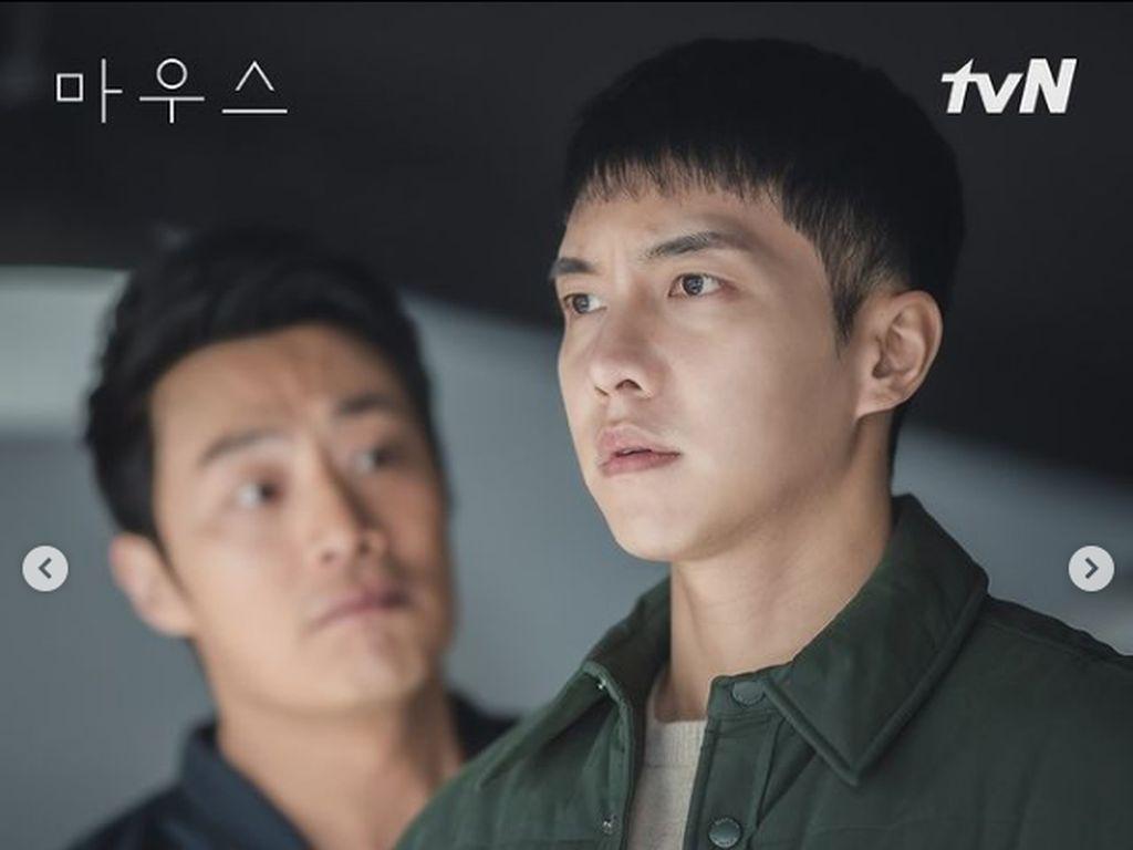 Ending Drama Korea Mouse yang Bikin Perasaan Campur Aduk