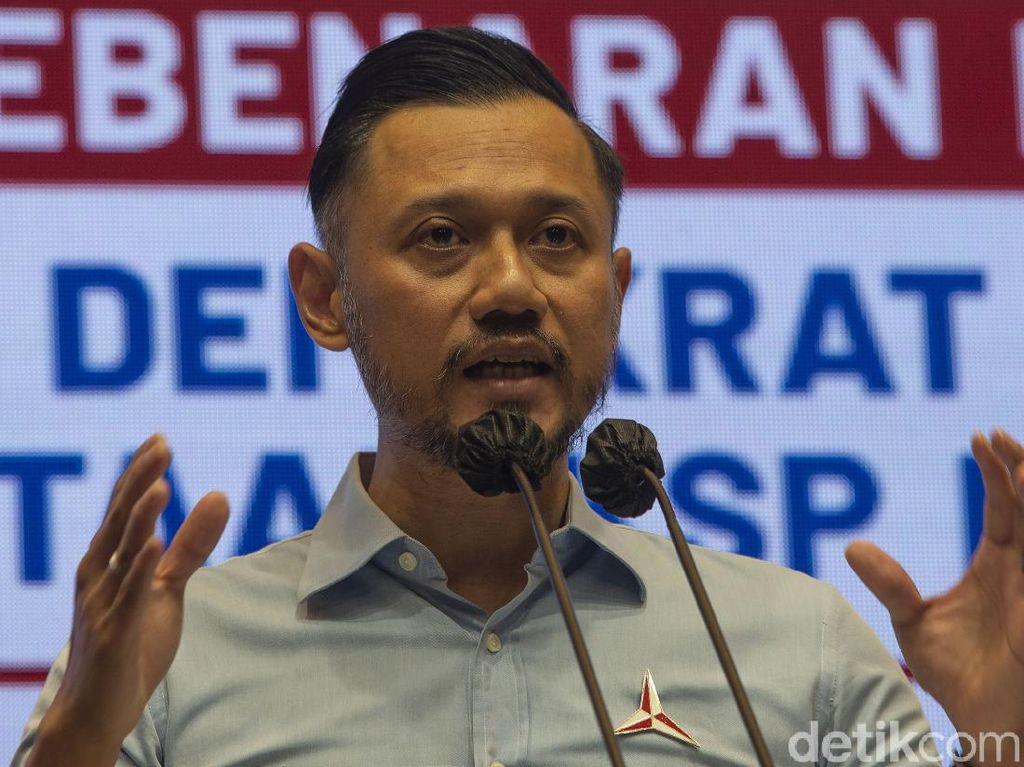 Kubu Moeldoko Ungkit Kasus Hambalang, AHY: Ada Upaya Mendegradasi PD