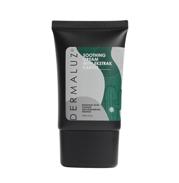 Dermaluz Soothing Cream with Extract Kaktus