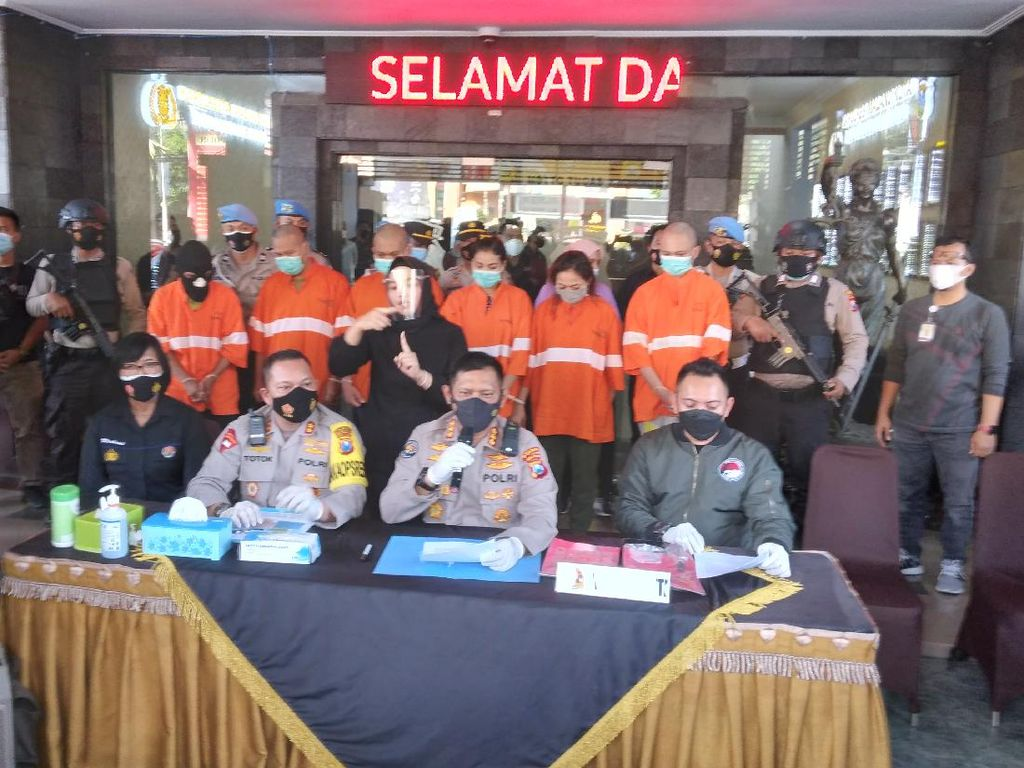 Polda Jatim Ambil Alih Kasus Narkoba yang Sempat Salah Gerebek Kolonel TNI AD