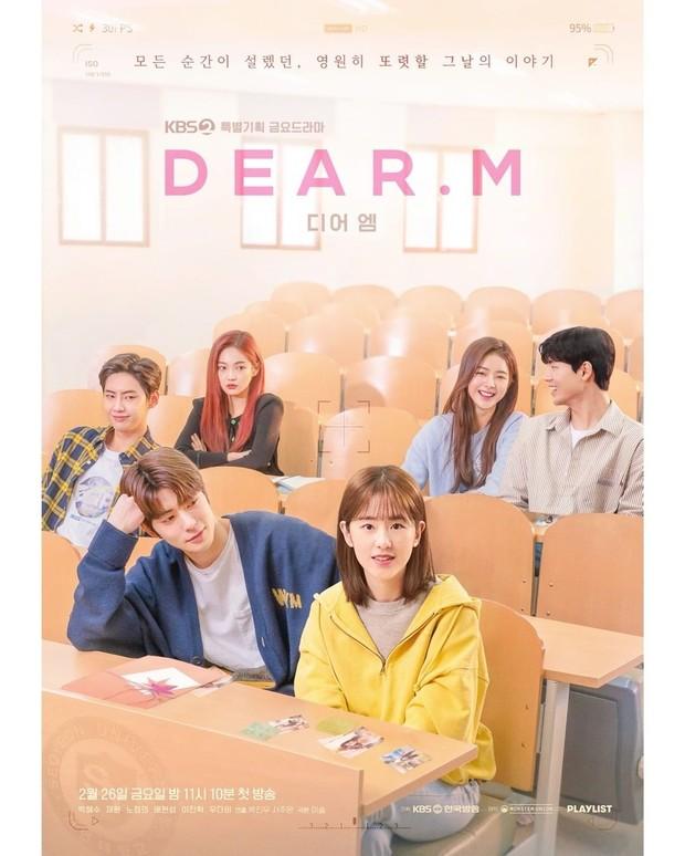 Drama Dear M yang batal tayang (foto: instagram.com/kbsdrama)