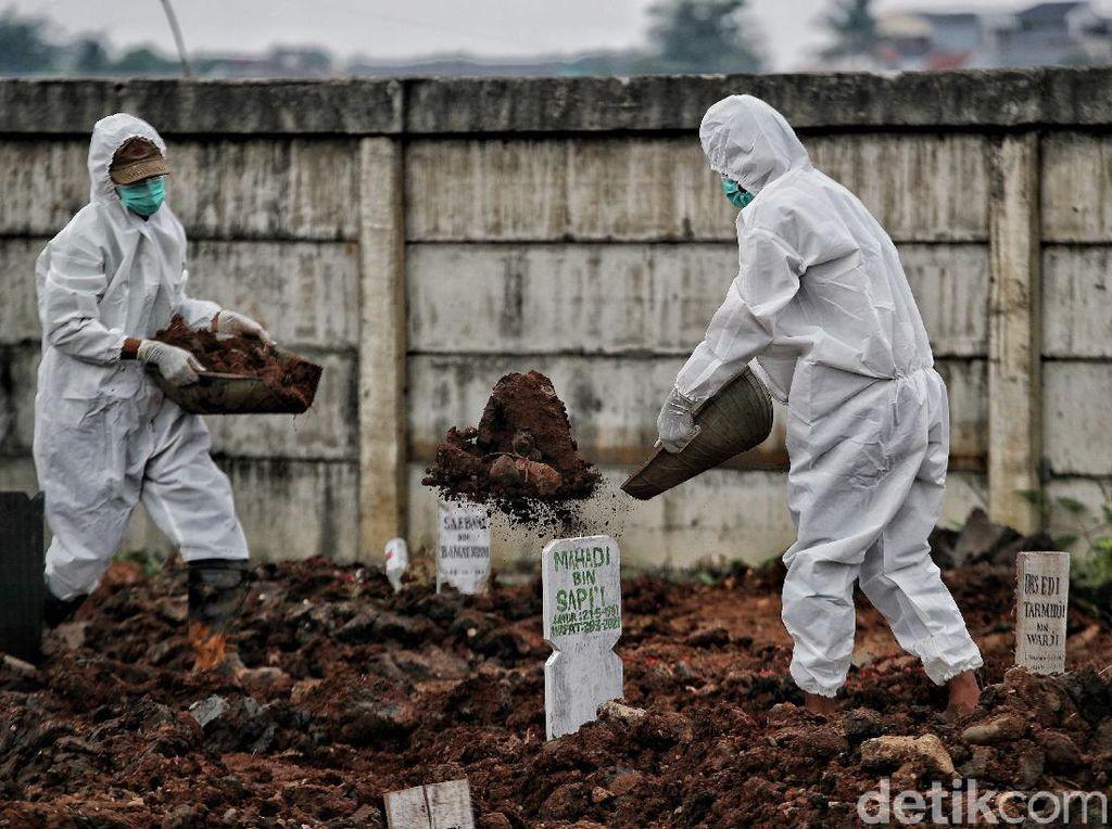 Fakta di Balik Lonjakan Tajam Kasus Kematian COVID-19 di Banten 4 April